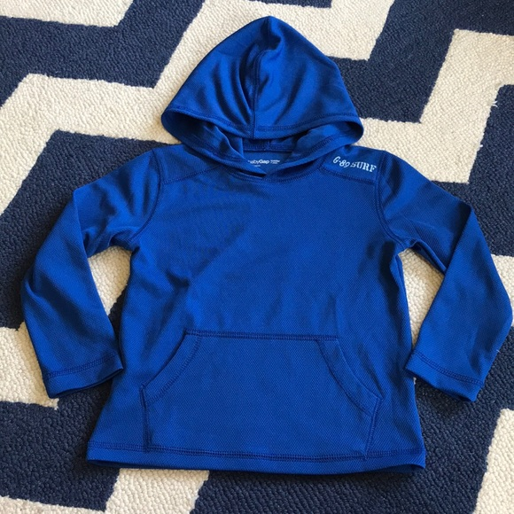 GAP Other - Baby gap boys pullover hoodie, size 4t